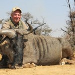 Dad Blue Wildebeest