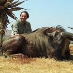 Blue Wildebeest trophy side 20120912