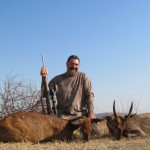 Bushbuck and more Brandon 20121005