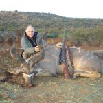 Kudu trophy by the dam 20091125