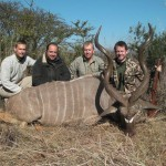Kudu trophy group 20091126