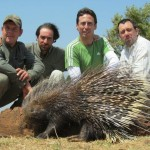 Porcupine Ricus and group 20120912