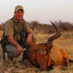 Red Hartebeest side 20110820