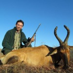 Red Hartebeest trophy 20120910