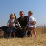 Waterbuck Willem and children 20120823