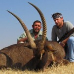 Waterbuck trophy 20120823 side