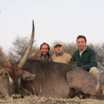 Waterbuck trophy group 20120908